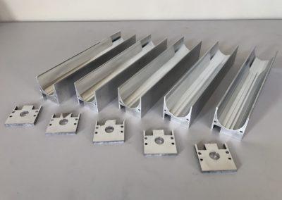 Réflecteurs Aluminium Poli Miroir