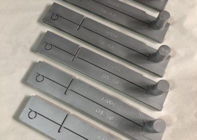 Aluminium Microbillé