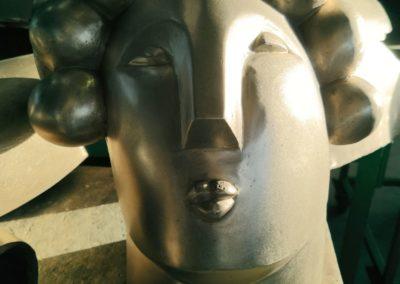 Oeuvre Femme en Bronze