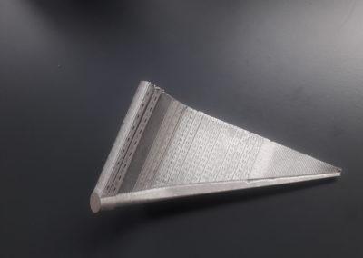 Prototype prothèse de hanche 3D
