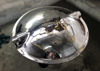 Polissage mécanique Polimiroir STM24